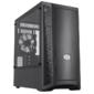 Cooler Master MasterBox MB311L,  2xUSB3.0,  1x120 Fan,  w / o PSU,  Black,  mATX