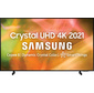 "Телевизор LED Samsung 43"" UE43AU8000UXRU 8 черный / Ultra HD / 60Hz / DVB-T2 / DVB-C / DVB-S2 / USB / WiFi / Smart TV  (RUS)"