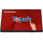 "Viewsonic TD2230 21.5"",  Touch,  IPS,  LED,  1920x1080,  5ms,  250cd / m2,  50Mln:1,  178° / 178°,  VGA,  HDMI,  DP,  USB*2,  колонки,  Tilt,  VESA (100x100),  Black"