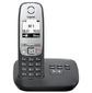 Р / телефон Gigaset A415 AM  (автоответчик,  черный)