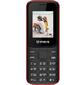 """IRBIS SF31,  1.77""""  (128x160),  2xSimCard,  Bluetooth,  microUSB,  MicroSD,  Black / Red"""