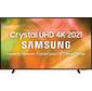 """Samsung 55"""",  Ultra HD,  Smart TV,  Wi-Fi,  Voice,  PQI 2200,  DVB-T2 / C / S2,  Bluetooth,  CI+ (1.4),  20W,  3HDMI,  2USB,  BLACK"""