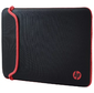 HP 14.0 Blk / Red Chroma Sleeve