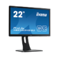 "Iiyama XB2283HS-B3 21.5"",  ProLite,  TN+film,  LED,  4ms,  16:9,  DVI,  HDMI,  матовая,  HAS Pivot,  80000000:1,  250cd,  170гр / 160гр,  1920x1080,  D-Sub,  DisplayPort,  4.8кг,  черный"