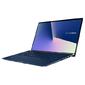 """ASUS Zenbook 15 UX533FD-A8139T Intel Core i7-8565U,  16384Mb,  1тб SSD,  GeForce GTX 1050 MAXQ 2G,  15.6"""" FHD,  WiFi,  BT,  HD IR,  RGB Combo Cam,  Win10Home64,  1.6Kg,  Royal Blue,  Sleeve,  USB3.0 to RJ45,  2Y Warranty"""
