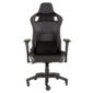 Игровое кресло Corsair Gaming™ T1 Race 2018 Gaming Chair Black / Black