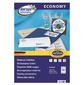 Этикетки Europe100 ELA001-100 ELA001 A4 38x21.2мм 65шт на листе / 70г / м2 / 100л. / белый матовое самоклей. универсальная