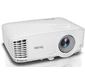 Проектор BENQ MW550  (DLP,  WXGA 1280x800,  3600Lm,  20000:1,  +2xНDMI,  MHL,  1x2W speaker,  3D Ready,  lamp 15000hrs,  WHITE,  2.30kg)