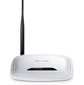 TP-Link TL-WR740N,  WiFi 150Мбит / сек. + 4 порта LAN 100Мбит / сек. + 1 порт WAN 100Мбит / сек.  (ret)