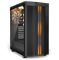 be quiet! PURE BASE 500DX BLACK  /  midi-tower,  ATX,  tempered glass  /  3x 140mm fans inc.  /  BGW37