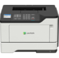 Lexmark Single function Color Laser MS521dn