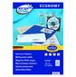 Этикетки Europe100 ELA048-100 ELA048 A4 70x16.9мм 51шт на листе / 70г / м2 / 100л. / белый матовое самоклей. универсальная
