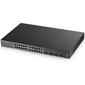 ZyXEL XGS2210-28 24-портовый гигабитный управляемый коммутатор 2-го уровня с 4 SFP+ слотами 10G