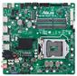 ASUS PRIME H310T R2.0 / CSM,   LGA1151,  H310,  2 (SO-DIMM)*DDR4,  HDMI + DP,  SATA3,  Audio,  Gb LAN,  USB 3.1*4,  USB 2.0*7,  COM*1 header  (w / o cable),  mITX ; 90MB10K0-M0EAYC
