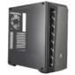 Cooler Master MasterBox MB510L,  2xUSB3.0,  1x120 Fan,  w / o PSU,  Black,  White Trim,  ATX