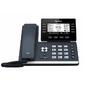 "YEALINK SIP-T53W SIP-телефон,  экран 3.7"",  12 SIP аккаунтов,  Wi-Fi,  Bluetooth,  Opus,  8*BLF,  PoE,  USB,  GigE,  БЕЗ БП"