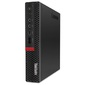 Lenovo ThinkCentre Tiny M720q Intel Core i5-8400T / 8192Mb / 1Tb / NoOS / WiFi / BT / клавиатура / мышь / черный
