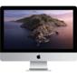 Apple MHK33RU / A 21.5-inch iMac Retina 4K  (2020): 3.0GHz 6-core 8th-gen.Intel Core i5  (TB up to 4.1GHz),  8GB,  256GB SSD,  Radeon Pro 560X 4G,  Magic Keyb.,  Magic Mouse 2,  Silver