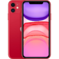 """Apple iPhone 11  (6, 1"""") 256GB  (PRODUCT)RED"""