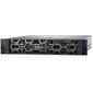 DELL PowerEdge R540 2U /  8LFF /  1x4110  (8-Core,  2.1 GHz,  85W) /  1x16GB RDIMM /  H330+ LP /  1x1TB 7.2K SATA /  2xGE /  1x750w  /  1FL+3LP /  iDRAC9 Ent /  DVDRW /  Bezel noQS /  Sliding Rails /  noCMA /  3YBWNBD