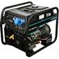 HYUNDAI [HHY 10000FE] Генератор бензиновый { Запуск ручной / электро,  HYUNDAI IC460,  4-х такт,  18 л.с.,  460 см3,  230В / 50Гц,  8, 0 кВт / nom 7, 5кВт,  Вес 84 кг }