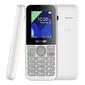 """Мобильный телефон Alcatel 1054D белый моноблок 2Sim 1.8"""" 128x160 0.3Mpix BT GSM900 / 1800 GSM1900"""