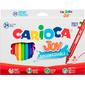 Фломастеры Universal CARIOCA JOY 40531 24 цв. блистер