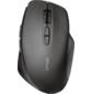 Trust Wireless Mouse Themo,  USB,  800-1600dpi,  Black,  Black [23340]