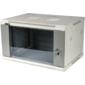Шкаф настенный серии Pro, 12U 600x800, стеклянная дверь