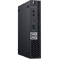 Dell Optiplex 7080 MFF Intel Core i7 10700T (2.0Ghz) / 16GB / SSD 512GB / AMD RX 640  (4GB) / WiFi+BT / Keyb+mice / Win 10 Pro / TPM / 3y NBD