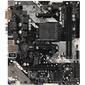Asrock B450M-HDV Socket-AM4,  AMD B450,  2xDDR4,  PCI-E+ 2xPCI-E 16x,  4xSATA  (Raid 0 / 1 / 10) + m.2,  HDMI+DVI+ VGA,  PS / 2,  6xUSB,  3xAudio  (8Ch),  GLan,  mATX,  RTL