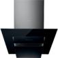 Вытяжки JET AIR /  Декоративный дизайн,  наклонная,  60 см,  электронное управление,  1200 куб. м. ,  черная