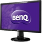 BenQ GL2760HE Black  (LED,  LCD,  1920x1080,  2 ms,  170° / 160°,  300 cd / m,  12M:1,  +DVI,  +HDMI)