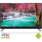 "Телевизор LED BBK 50"" 50LEX-8161 / UTS2C черный / Ultra HD / 50Hz / DVB-T2 / DVB-C / DVB-S2 / USB / WiFi / Smart TV  (RUS)"