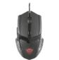 Trust Gaming Mouse GXT 101 GAV,  USB,  600-4800dpi,  Illuminated,  Black [21044]
