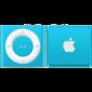 Apple iPod shuffle 2GB BLUE плеер