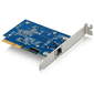 Сетевой адаптер 10G Etherrnet Zyxel XGN100C-ZZ0101F PCI Express