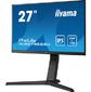 "Монитор Iiyama 27"" XUB2796QSU-B1 черный IPS LED 1ms 16:9 HDMI M / M матовая HAS 350cd 178гр / 178гр 2560x1440 DisplayPort QHD USB 6.1кг"