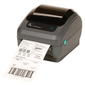 DT Printer GX420d; 203dpi,  EU and UK Cords,  EPL2,  ZPL II,  USB,  Serial,  Centronics Parallel,  Cutter - Liner and Tag