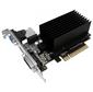 Palit PA-GT710-2GD3H PCI-E nVidia GeForce GT 710 2048Mb 64bit DDR3 954 / 1600 DVIx1 / HDMIx1 / CRTx1 / HDCP