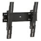 """Настенное крепление для дисплеев 43-65"""", наклон  до 15°,  VESA 100х100-400х400,  нагрузка - 75 кг,  черный."""