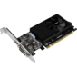 Gigabyte PCI-E GV-N730D5-2GL nVidia GeForce GT 730 2048Mb 64bit GDDR5 902 / 5000 DVIx1 / HDMIx1 / HDCP Ret
