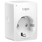 Умная розетка TP-Link Tapo P100 EU VDE BT Wi-Fi белый