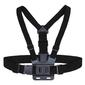 Держатель для экшн-камер Buro Chest mount пластик / эластичная ткань для: GoPro
