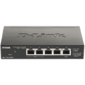 D-Link DGS-1100-05PDV2 / A1A,  L2 Smart Switch with 4 10 / 100 / 1000Base-T ports and 1 10 / 100 / 1000Base-T PD port (2 PoE ports 802.3af  (15, 4 W),  PoE Budget 18W from 802.3at  /  8W from 802.3af).2K Mac address,