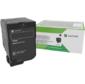 Картридж Lexmark с тонером черного цвета высокой емкости LRP для организаций  (20 000 стр.) для CS725de,  CS720de