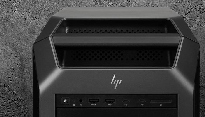 Системные блоки HP